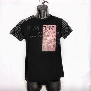 Rare Amani by Giorgio Armani tee shirt